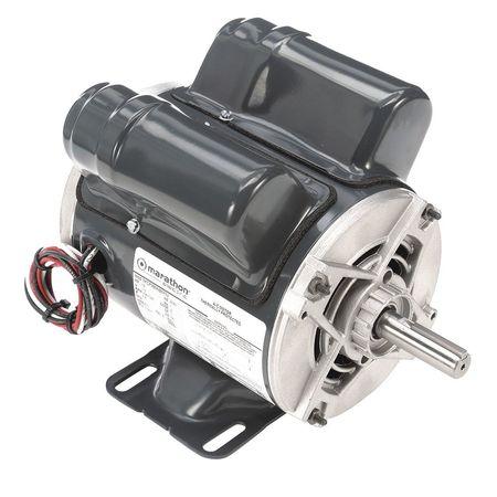 Instant Rev Motor, 1/2 HP, 1625 RPM, 115 V