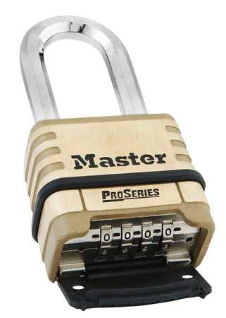 master lock combination padlock bottom black silver 1175d zoro com