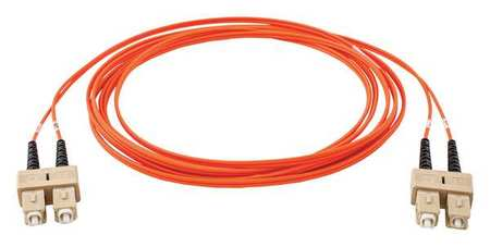 Fiber Optic Patch Cord, SC/MM, 3m, Multi