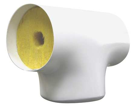 "Fiberglass Tee Fitting Insulation,  1"" Thick"