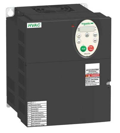 Variable Frequency Drive, 10 HP, 400-480V