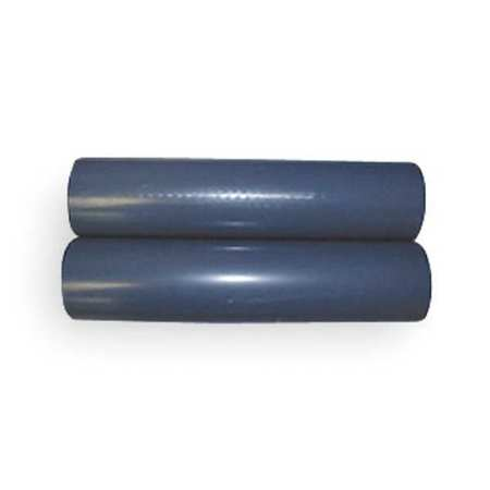 Pipe, 1 In x 10 Ft, PVC, Gray