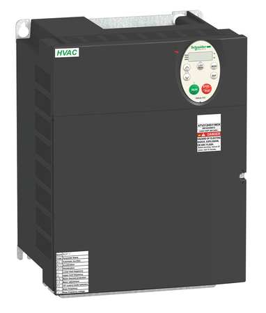Variable Frequency Drive, 15 HP, 208-240V