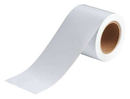 Banding Tape, White, 4 In. W