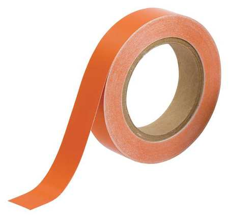 Banding Tape, Orange, 1 In. W
