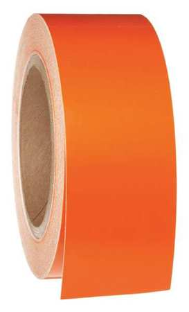 Banding Tape, Orange, 2 In. W, 90 ft. L