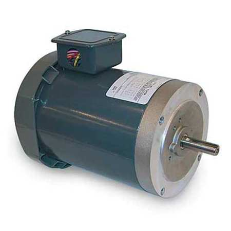 Pmp Dty Mtr, 3 Ph, TEFC, 1/2 HP, 3450rpm, 56C