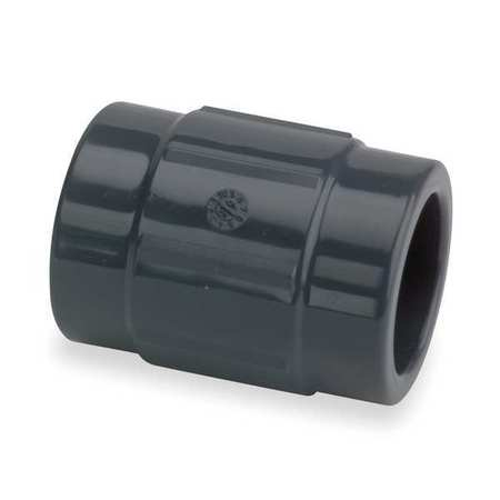"2"" Socket PVC Coupling Sched 80"