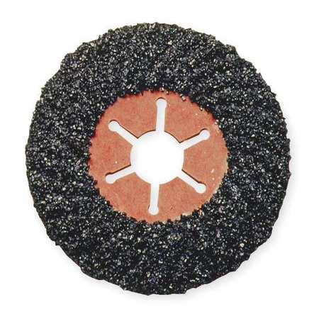 Semi-Flex Disc, 7in, 24, ExtraCoarse