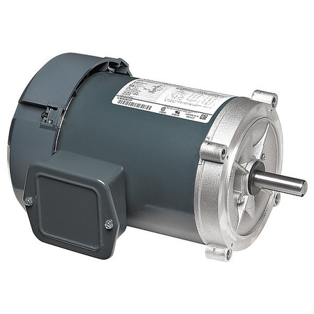 Mtr, 3 Ph, 3/4hp, 1725, 208-230/460, Eff 78.9