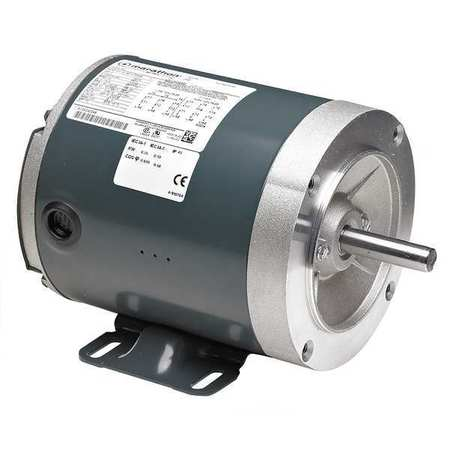 Mtr, 3 Ph, 1.5hp, 1725, 208-230/460, Eff 81.7