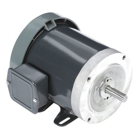 Mtr, 3 Ph, 1/3hp, 1725, 230/460, Eff 69.2