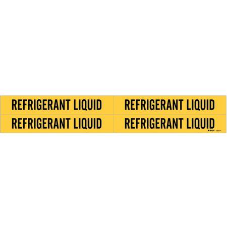 Pipe Mrkr, Refrigerant Liquid, 3/4 to2-3/8