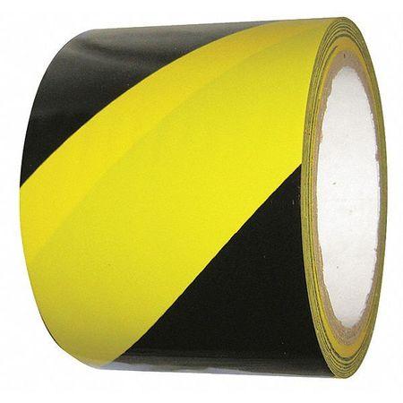 Warning Tape, Roll, 3In W, 54 ft. L