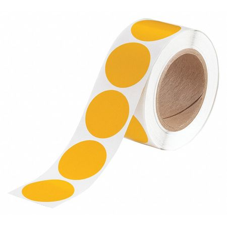 Aisle Marking Tape, Dot, 2In D, PK500