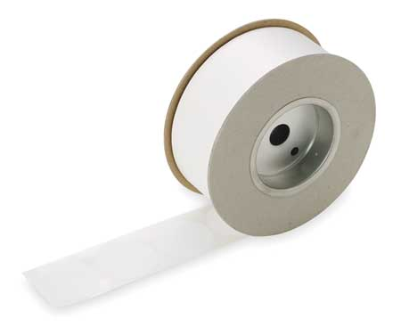 Aisle Marking Tape, Dot, 2In D, PK1000