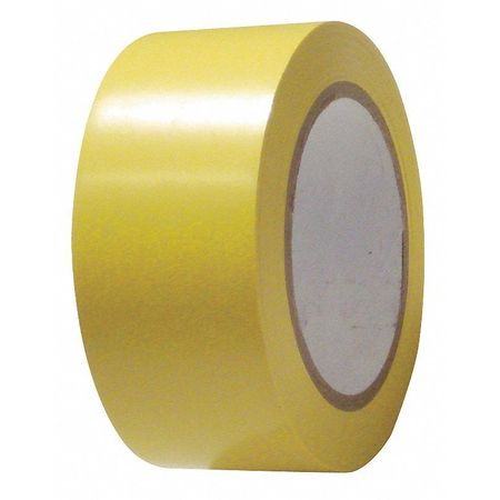 Aisle Marking Tape, Roll, 2In W, 108 ft. L