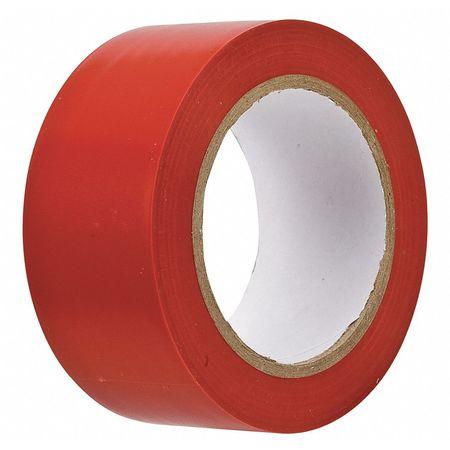 Aisle Marking Tape, Roll, 2In W, 108 ft. L