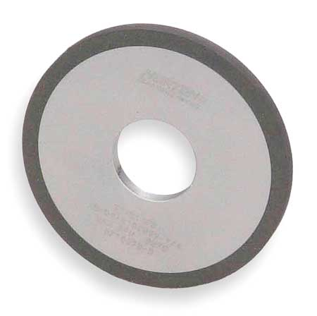 Straight Grinding Wheel, 6In, 150, 1A1