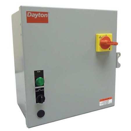 IEC Combo Str,1-1.6 A,120V Coil,1 Enc
