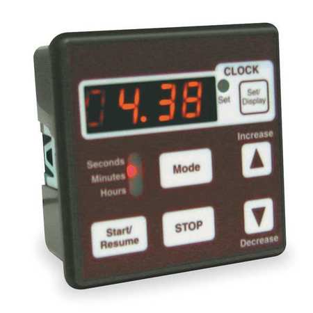 Electronic Interval Timer, SPST