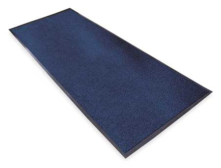 Carpeted Entrance Mat, Navy, 4ft. x 6ft.