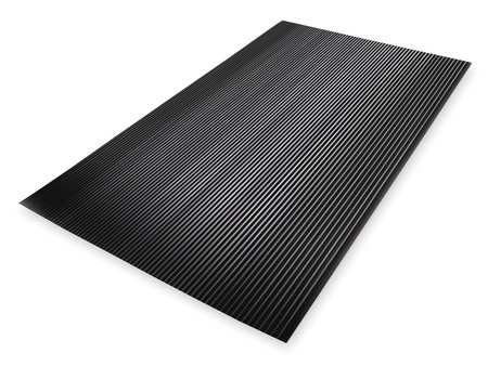 Switchboard Mat, Black, 3ft. x 5ft.