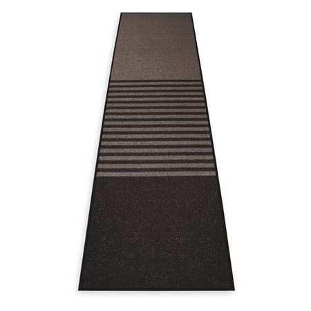 Carpeted Runner, Charcoal, 3ft. x 12ft.