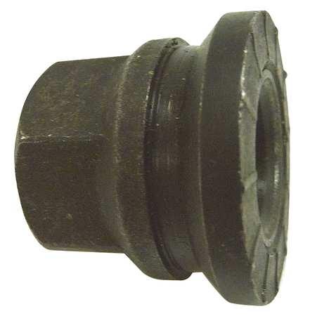 WheelNut, HexFlange, 12x1.75, 22.5mm L, PK25