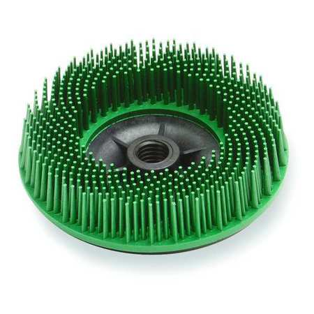 Abrasive Bristle Disc And Brushes