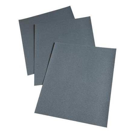 Sanding Sheet, 11x9 In, 80 G, SC