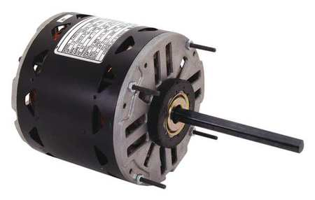 Motor, PSC, 3/4 HP, 1075 RPM, 115V, 48Y, Open