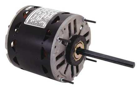 Motor, PSC, 1/2 HP, 1075, 208-230V, 48Y, Open