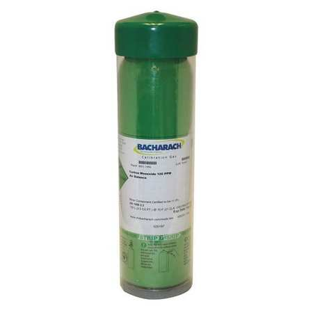 Calibration Gas Cylinder, 500ppm CO 103L