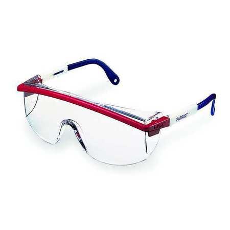 Honeywell Clear Safety Glasses,  Anti-Fog,