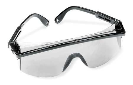 Honeywell Gray Safety Glasses,  Scratch-Resistant