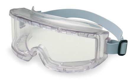 Honeywell Clear OTG Goggles,  Anti-Fog