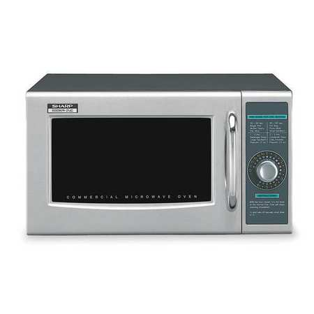 Microwave, Commercial, Digital Timer