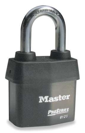 "Keyed Padlock, Different, 2-3/8""W"
