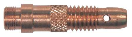 Collet Body, Copper, 1/8 In, PK5