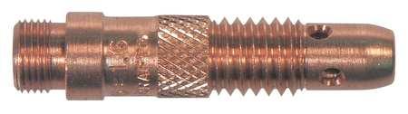 Collet Body, Copper, 1/16 In, PK5