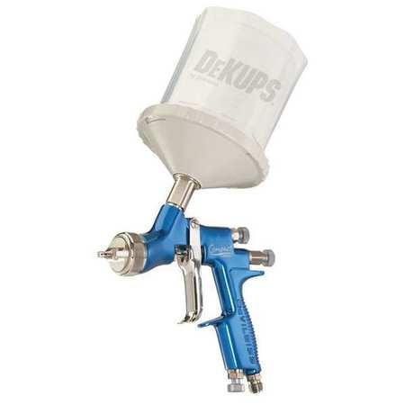 HVLP Spray Gun, Gravity