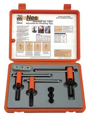 Int Thread Repair Kit, 3 Pcs