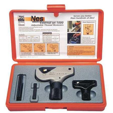 Ext Thread Repair Kit, 2 Pcs
