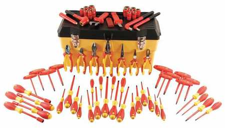 Insulated Tool Set, 66 pc.
