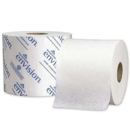 Toilet Paper, Envision, 2Ply, PK48