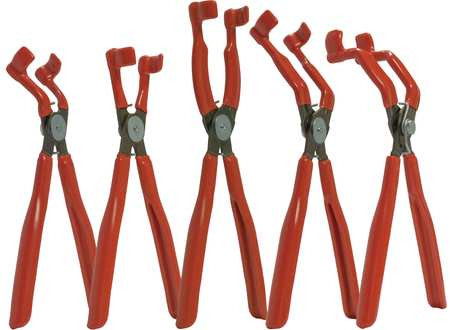 Spark Plug Boot Pliers Set,  5 Piece
