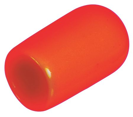 Thread Protector, Press On, Red, #8, PK40