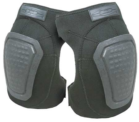 Knee Pads, Non-Skid, Polyurethane, Univ, PR