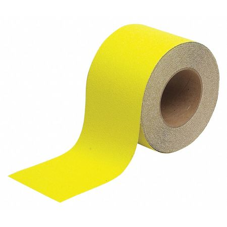 Anti-Slip Tape, Yellow, 4 in x 60 ft.